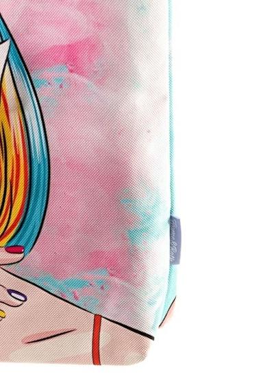 home-bath Omuz Çantası Stuff Renkli